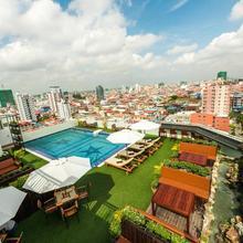 Le Mont Hotel in Phnom Penh