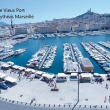 Le Pytheas Vieux Port Marseille in Marseille