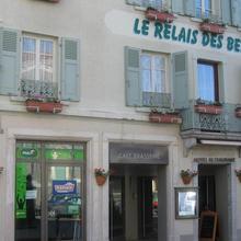Le Relais des Bergers in Marcenod