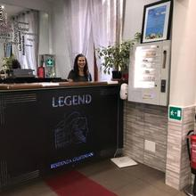 Legend R.g. in Rome