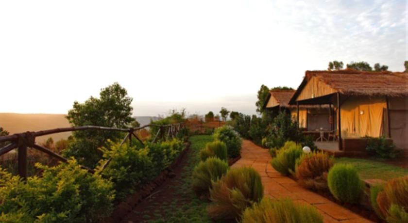 Leisure Vacations Terra Camp, Panchgani in Kudal