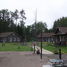 Les Chalets et Le gîte Baie Cascouia in Alma