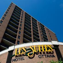 Les Suites Hotel in Ottawa