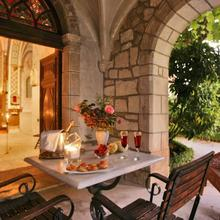 L'Hostellerie du Relais Sainte Anne in Cuzance