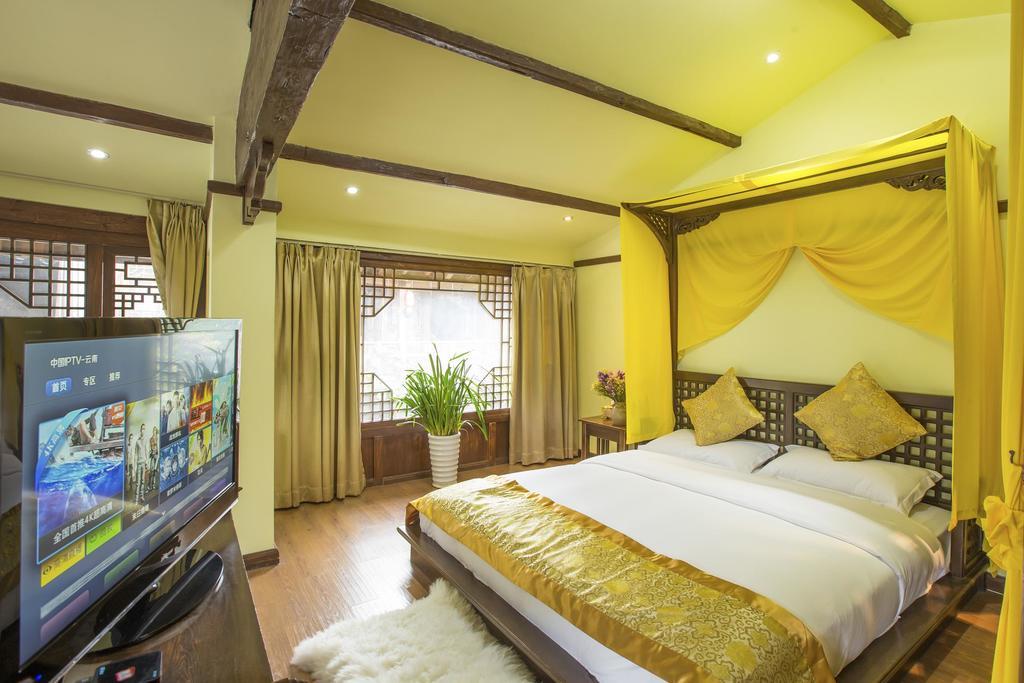 Lijiang Yunshang Namei Guesthouse in Dayan