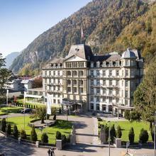 Lindner Grand Hotel Beau Rivage in Grindelwald