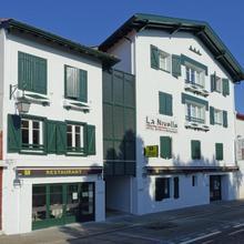 Logis Hotel De La Nivelle in Biarritz