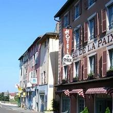 Logis Hôtel De La Paix - Tournus in Simandre