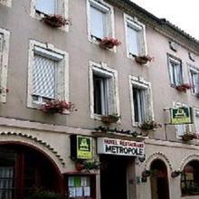 Logis Hôtel Restaurant Métropole in Berdoues
