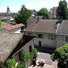 Logis La Terrasse Fleurie in Celigny