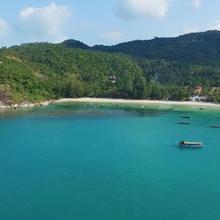 Longtail Beach Resort in Ko Phangan