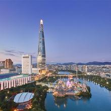 Lotte Hotel World in Seoul