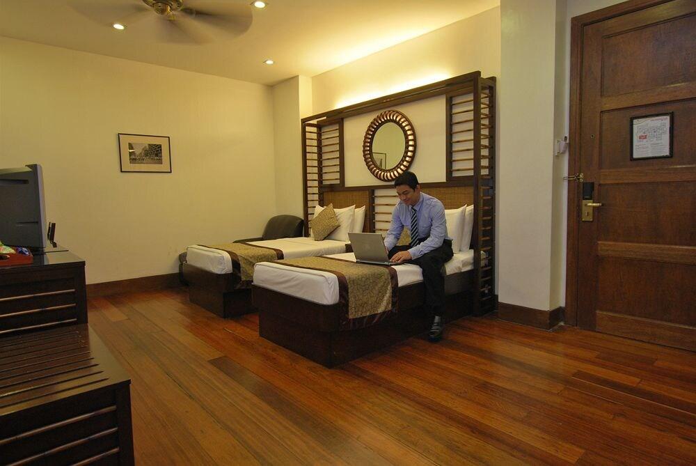 Lotus Garden Hotel Manila in Manila