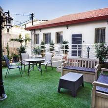 Loui Hotel Gardens in Haifa