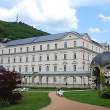 Lázeňský Hotel Sadový Pramen in Karlovy Vary