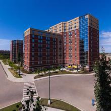 Macewan University Residence in Edmonton