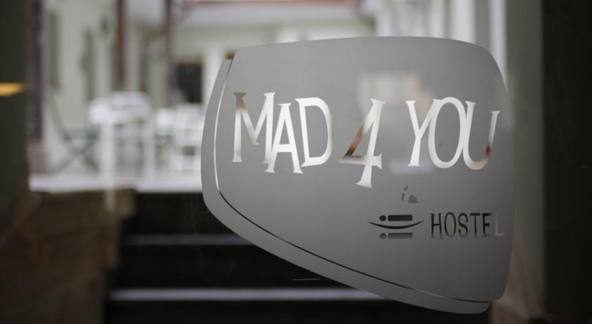 Mad4You Hostel in Madrid