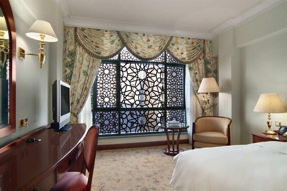Madinah Hilton Hotel in Medina