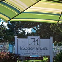 Madison Avenue Beach Club in Wildwood