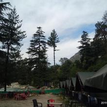 Mahadev River View Camps in Kasol