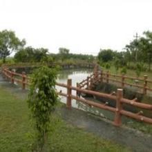 Maharshi Niwas in Shantiniketan