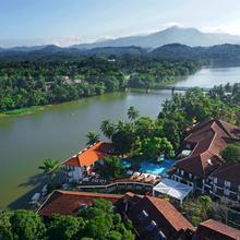 Mahaweli Reach Hotel in Kandy