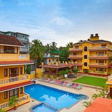 Marina Bay Beach Resort in Calangute
