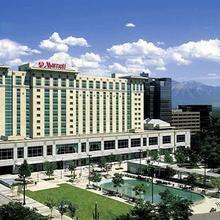 Marriott City Center in Salt Lake City