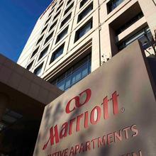 Marriott Executive Apartment Tianjin Lakeview in Tianjin