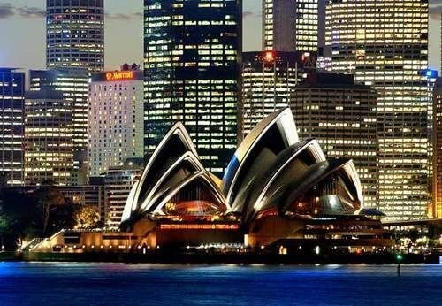 Marriott Sydney Harbour in Sydney