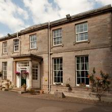 Marshall Meadows Country House Hotel in Chirnside