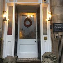 Martins Guest House in Edinburgh