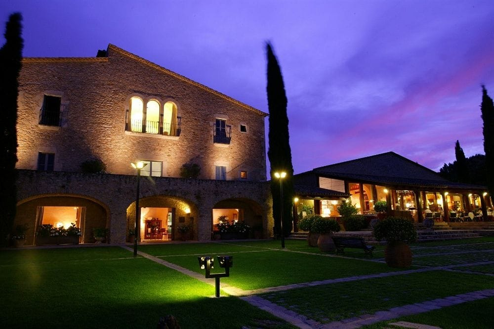 Mas de Torrent Hotel & Spa in San Sadurni