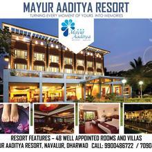 Mayur Aaditya Resort in Kyarkop