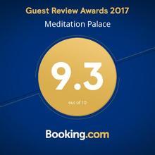Meditation Palace in New Delhi