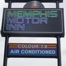 Memphis Motor Inn in Parkes