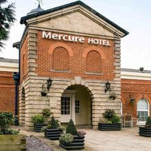 Mercure Haydock Hotel in Burtonwood