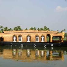 Meridien House Boat in Alappuzha