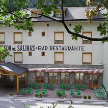 Mesón De Salinas in Saravillo