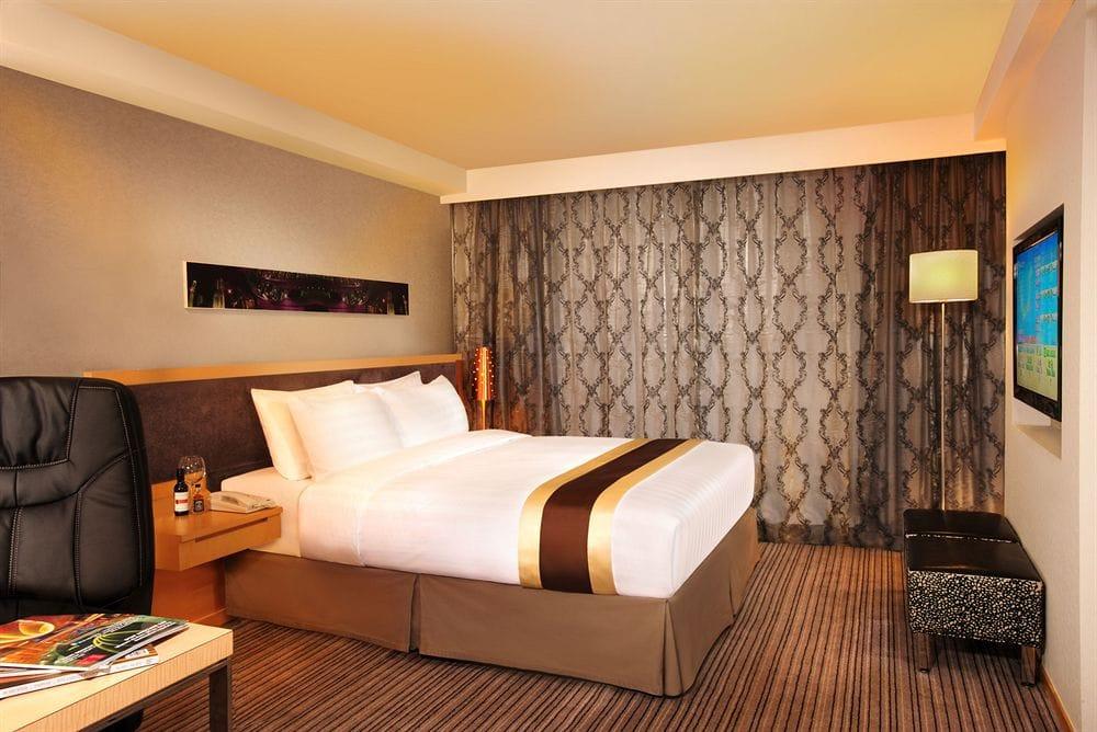 Metropark Hotel Wanchai Hong Kong in Hong Kong