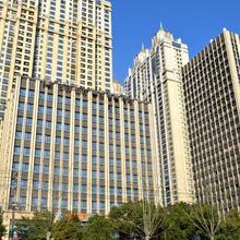 Metropolo, Wuhan, Wanda Residence, Riverside Avenue in Wuhan