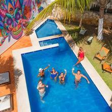 Mezcal Hotel & Hostel in Isla Mujeres