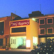 M G Regency in Baddi