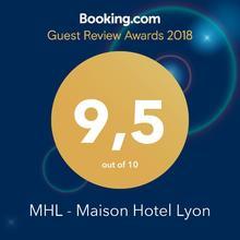 Mhl - Maison Hotel Lyon in Lyon