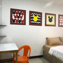 Mickey House in Chiang Mai