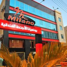 Milano Bonsiana Hotel Suites in Amman