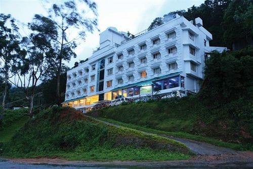 Misty Mountain Resort in Munnar