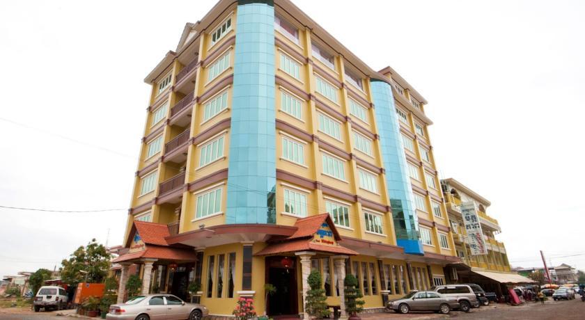 Mittapheap Hotel in Bok Kou
