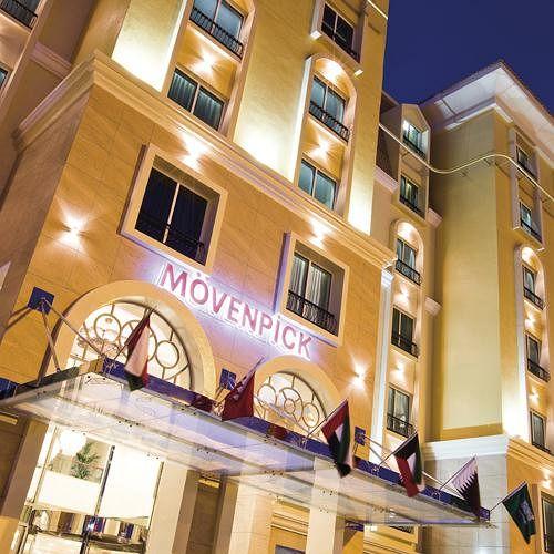 Moevenpick Hotel Deira in Dubai