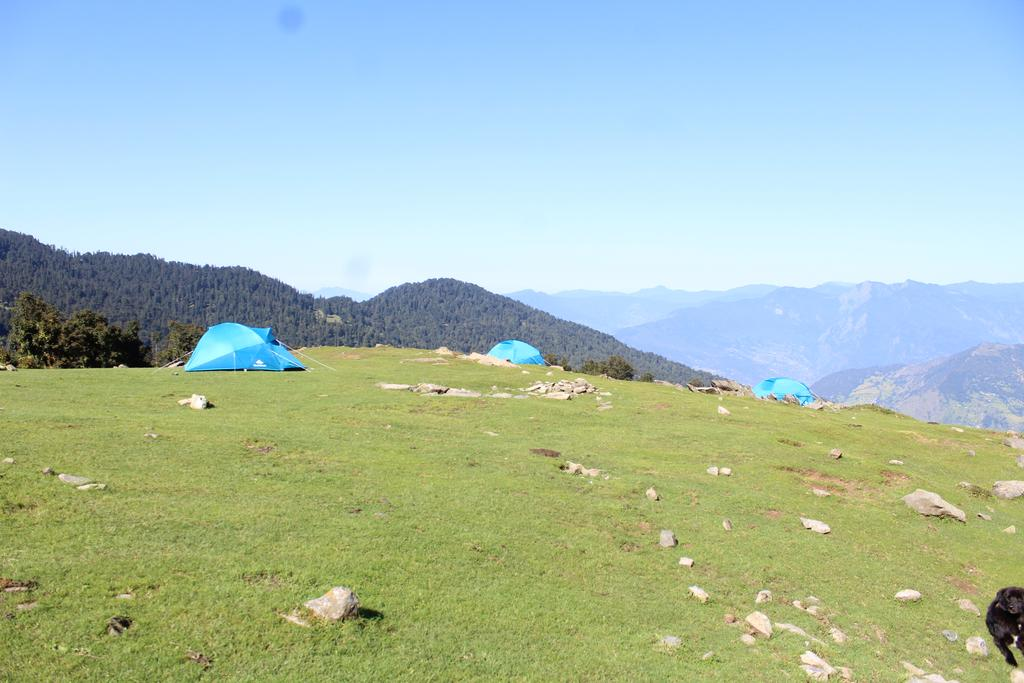 Moksha Lodge in Chopta
